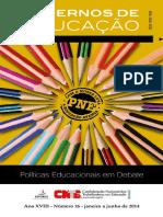 Cadernos de Educação - nº 26