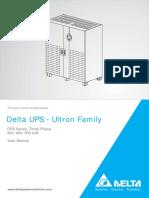 Manual UPS DPS 300 500kVA en Us