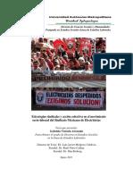 TESIS DOCTORADO VICTORIA GABRIELA (Estrategias.sindicales y Acción Colectiva en El SME) (UAM) (2017)