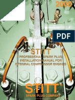 Ajax Spark plug Installation Manual