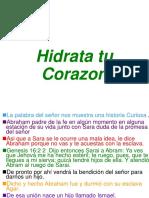 Hidrata tu Corazon.pptx