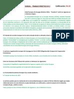 Trabajo Practico Nº 2 - Derecho de Integracion Regional