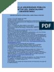 COLOQUIO LA UNIVERSIDAD PÚBLICA Y LOS RETOS DEL SINDICALISMO UNIVERSITARIO