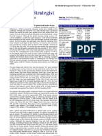 Technical Strategist 2010 Technical Outlook