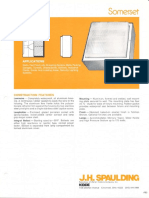 Spaulding Lighting Somerset Spec Sheet 6-77