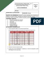 5. BuscarV Referencias Externas