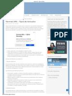 Normas APA – Tipos de Articulos.pdf