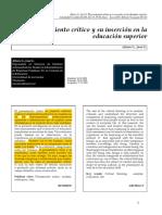 Pensamiento Critico y su inserción Educ_Superior.pdf