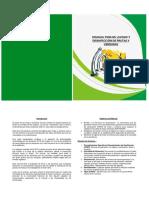 Manual de POES DE VERDURAS