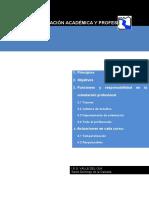 POAP.plan de Orientacion Academica y Profesional