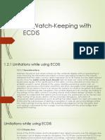 4. Watch-Keeping With ECDIS