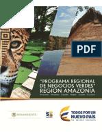 Programa RegionalNegociosVerdes Amazona colombia_