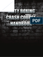 Dirty Boxing Crash Course Handbook