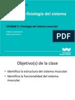 Clase 1 Fisio Sist Muscular