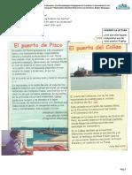 Puerto de Pisco y Callao