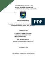 Auditoria Informatica Forense 27-09-2019
