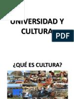 Ppt Universidad y Cultura Encuentros y Desencuentros
