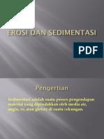 Slide CIV 304 PSDA P6 Erosi Dan Sedimentasi