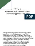 Cara mencegah penyakit non infeksi karena menggunakan air.pptx