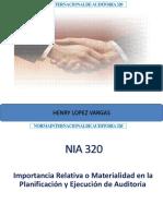NIA-320-IMPORTANCIA-RELATIVA-O-MATERIALIDAD (1) - copia.pptx