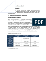 Segmentacion Brasil - Pakistan