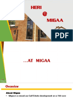 Heri Homes @ Migaa