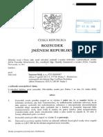 Mall.cz - únik dat - soud - odůvodnění