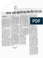 Philippine Star, Oct. 23, 2019, Nurses salary upgrade may take effect next year.pdf