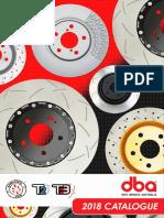 2 x DBA Standard Rotor DBA622