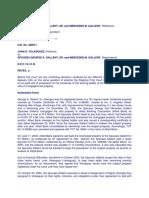 Sps. Gallent v. Velasquez