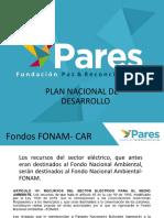 Presentación Plan Nacional de Desarrollo