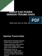 03. Askep Kgd Pasien Trauma Dada Edit