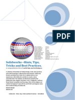 SolidworksTips 3rd Edition