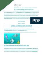 2.- Estrategia Del Océano Azul