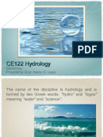 CE122 - Introduction