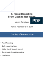 06 - Fiscal Reporting- From Cash to Net Worth - Cangiano