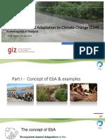 03 Ecosystem Based Adaptation to Climate Change EbA