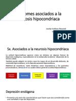 Síndromes Asociados a La Neurosis Hipocondriaca