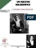 Lamarr, Curie, Meitner