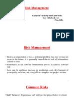 Risk Managment Lec2