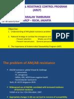 13. Antimicrobial Resist Control