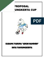 Proposal Tjk Cup