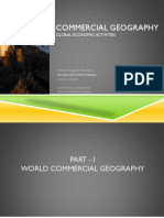 Commercial Geography Ch 03
