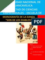 Monografia de Los Son de Los Diablos Callao