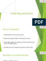 Field Activity Games