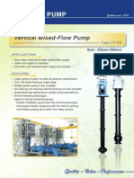 ebara pump UV