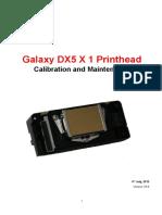 Galaxy Dx5 x 1 Printhead Update 1.39 Headboard