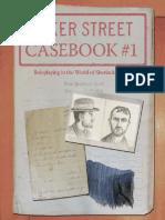 Baker Street - Casebook #1