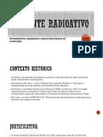 AMBIENTES RADIOATIVOS