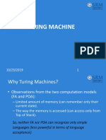 Unit 4- Turing Machineuu